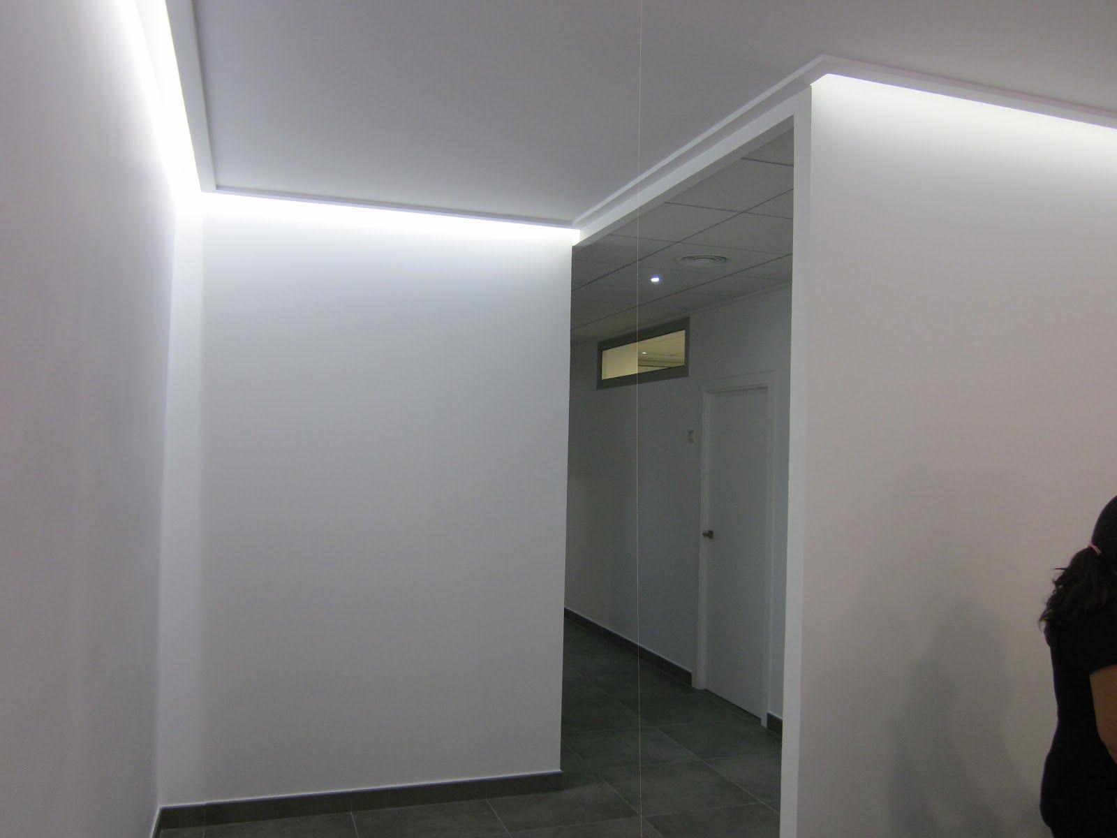 iluminacin led interior locales