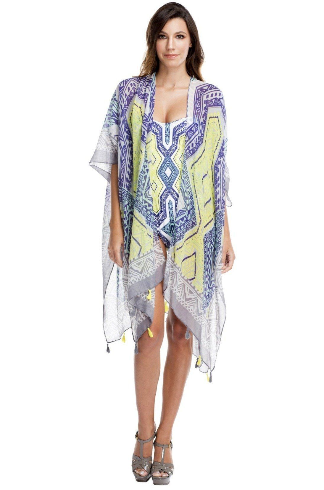 Swim wear & Beachwear Kimonos   Beach & Swimsuit Cover-Ups