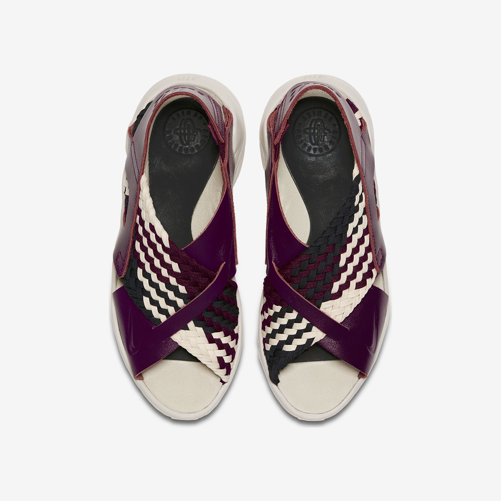 low priced 6a342 6f7b9 The Nike Air Huarache Ultra Women s Sandal helps keep your feet cool and  comfortable on warmer days. • Shown  Bordeaux Desert Sand Dark Smoke Guava  Ice ...