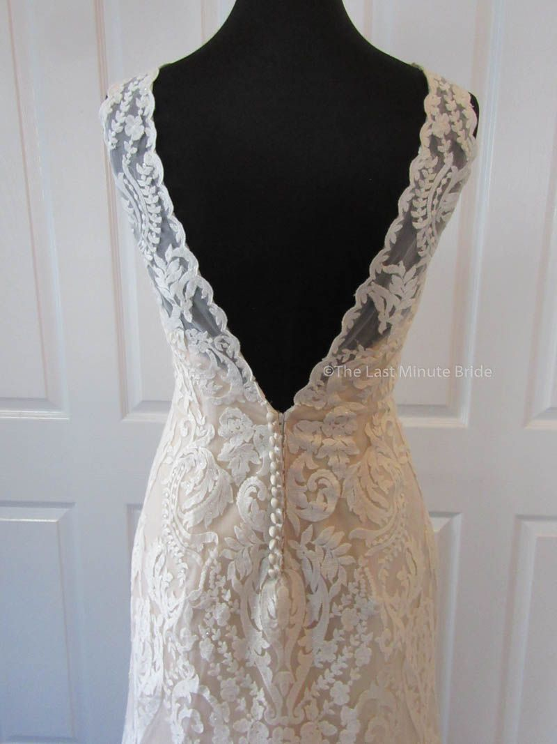 Other The Last Minute Bride Chloe, $799 Size: 10 | New (Un-Altered ...