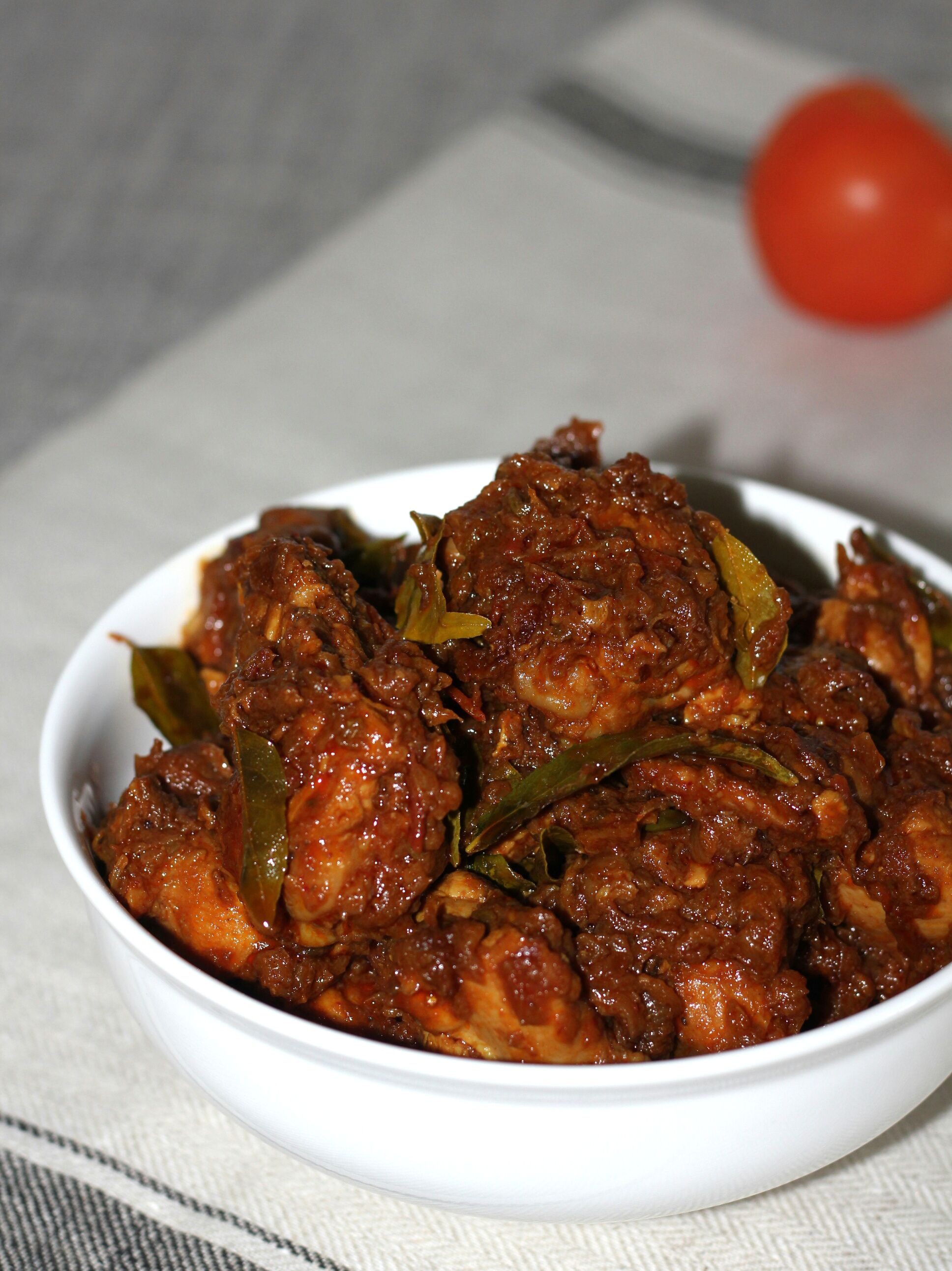 Chicken Tomato Roast Recipe Kerala Style Snazzy Cuisine Recipe Kerala Chicken Recipes Chicken Recipes Dry Roast Recipes