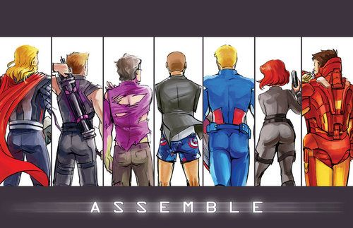 My main question is why doesn't Coulson have pants on?