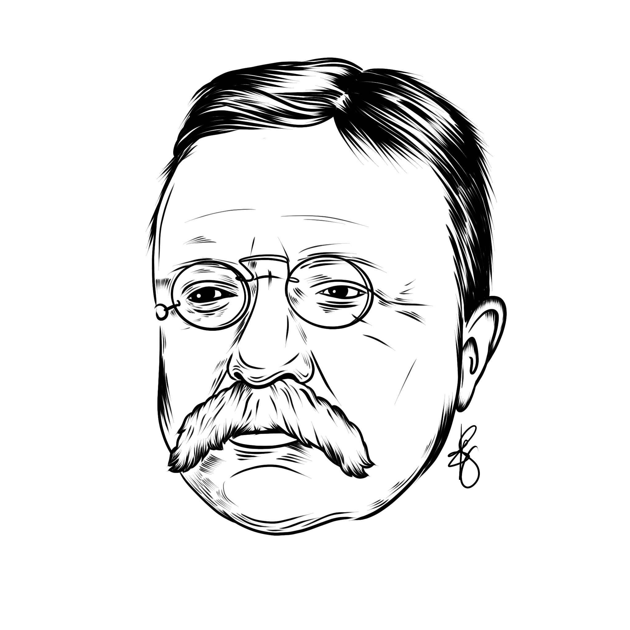 Theodore Roosevelt President Portrait Instagram Instagram Photo Photo And Video