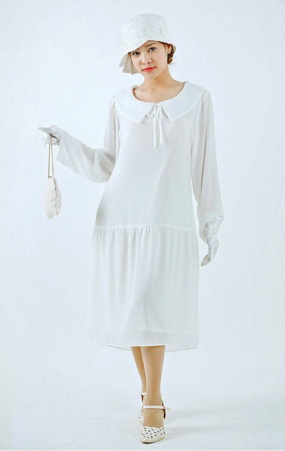 Ivory Gatsby Dress Weddings Dresses