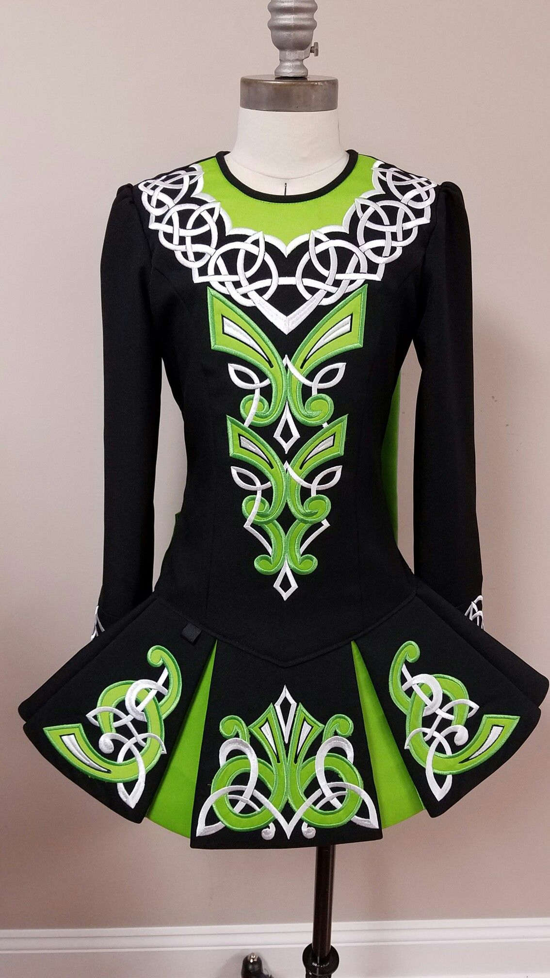 Irish dance team dress Irish dance school dress By Prime