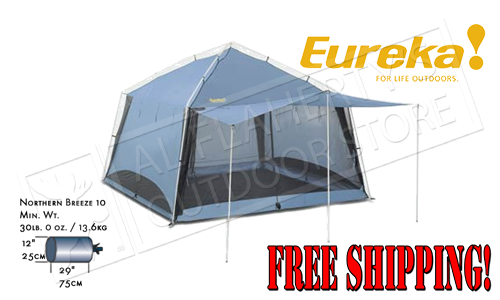 Eureka Northern Breeze 10 Screenhouse 2699108 Eureka Breeze