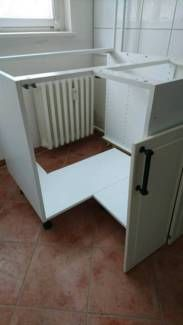 Faktum Möbel ikea faktum eckschrank in den massen 88x88 innen etwas