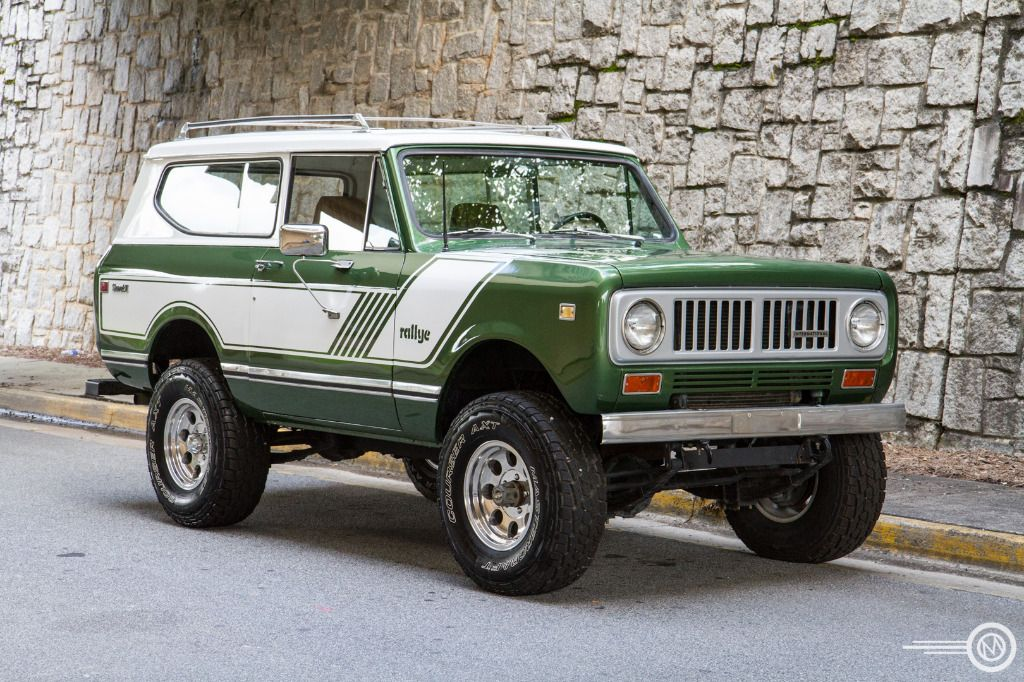 Used 1973 International Scout For Sale In Atlanta Ga 30306