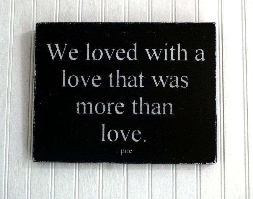 Edgar Allan Poe Quotes Annabel Lee