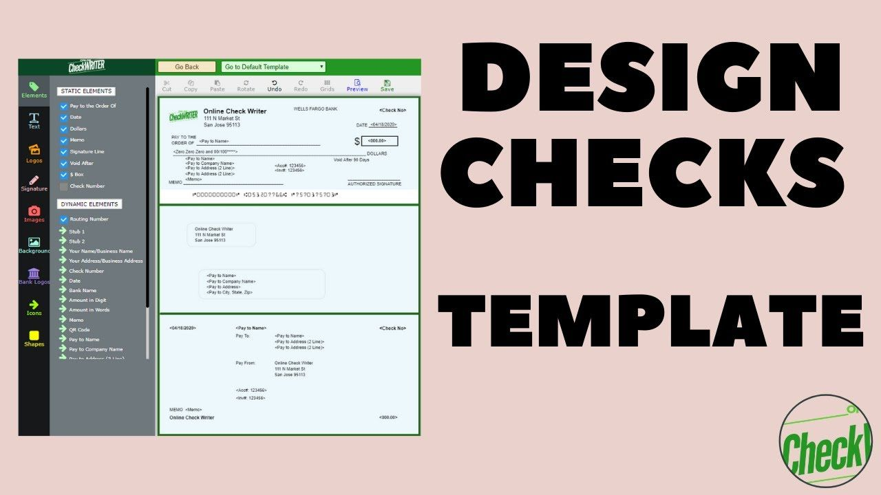 Pin On Chek This E Check Printing Software