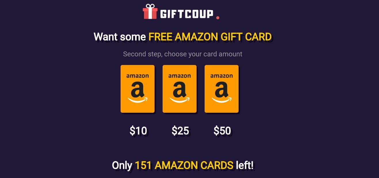 Free real amazon gift card code generator online 2020