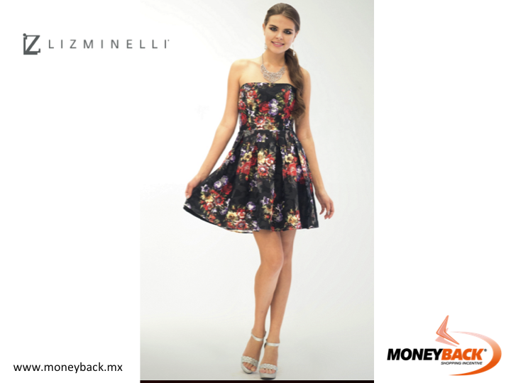 Moneyback Mexico Liz Minelli Is A Mexican Store Dedicated