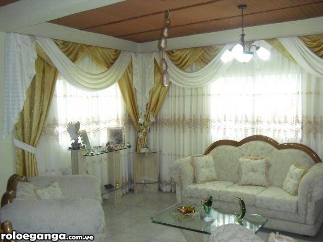 Confeccion de cortinas y cenefas pinterest for Cenefas para cortinas