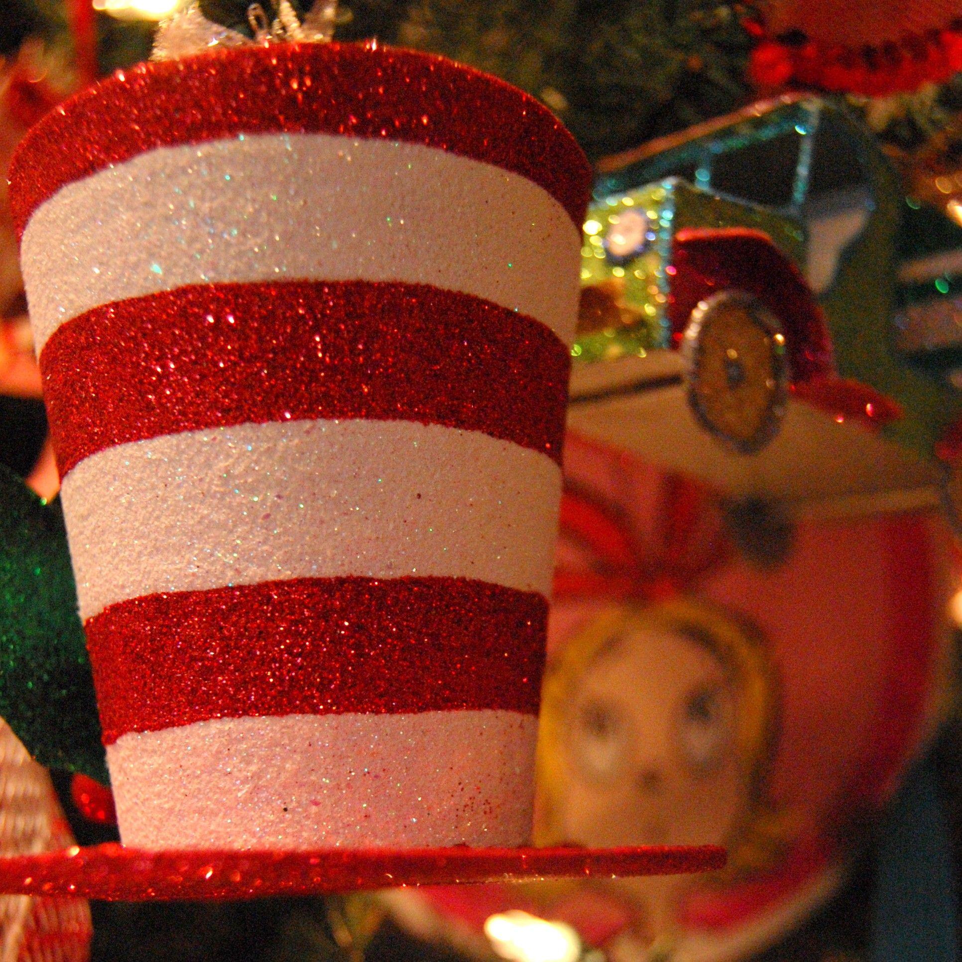 How To Make Dr. Seuss Christmas Tree Decorations: A