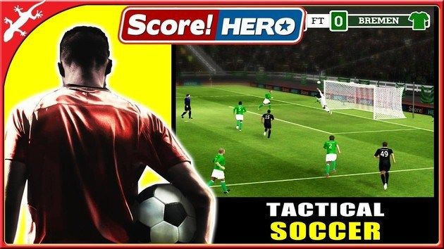 Score Hero Mod Apk Unlocked Download Score Hero 1 63 Mod Football Game Super Hero Points Android The Regular Version Versi Score Hero Hero Games Hero