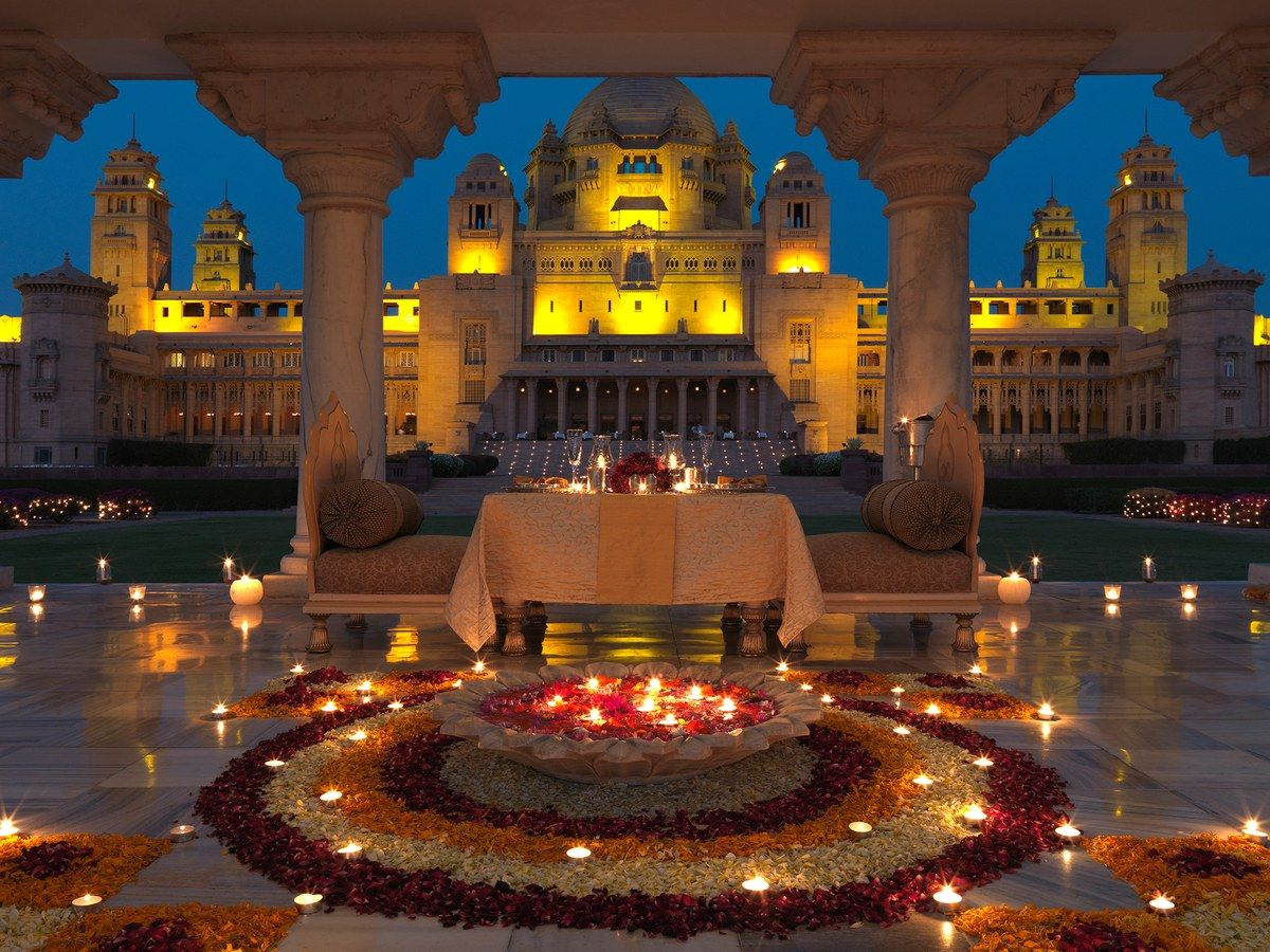 Umaid Bhawan Palace (Taj), Hotel Review Umaid bhawan