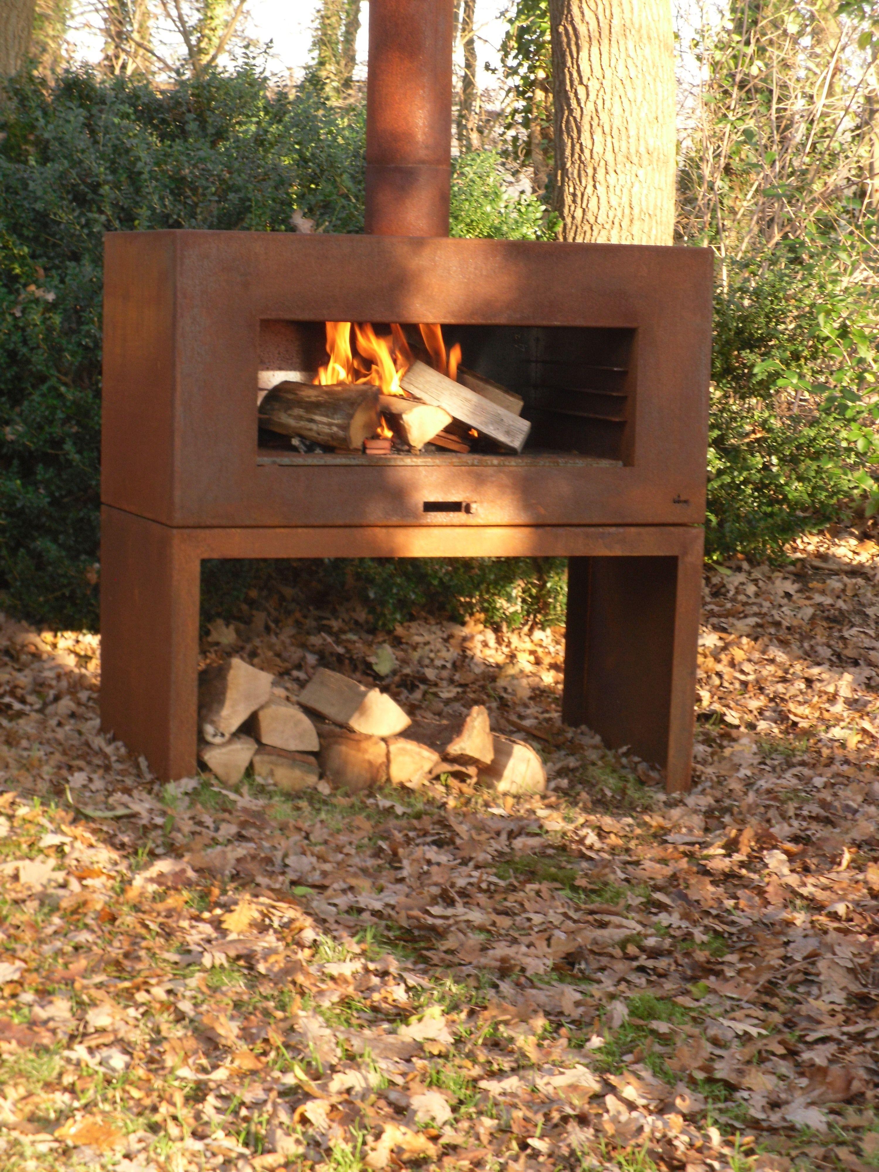 Forno Outdoor Fire Tuinhaard Buitenhaard Tuinkachel