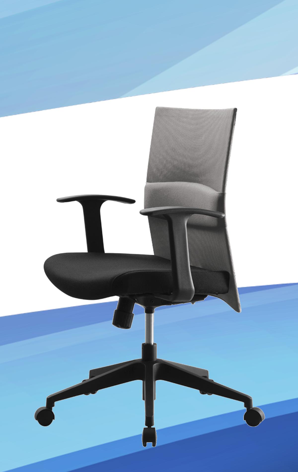 Desiree Low Back Grey Office furniture design