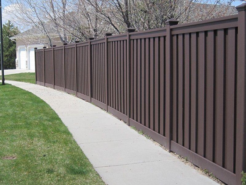 Gallery Vinyl Fence Trex Fencing Outdoor Privacy