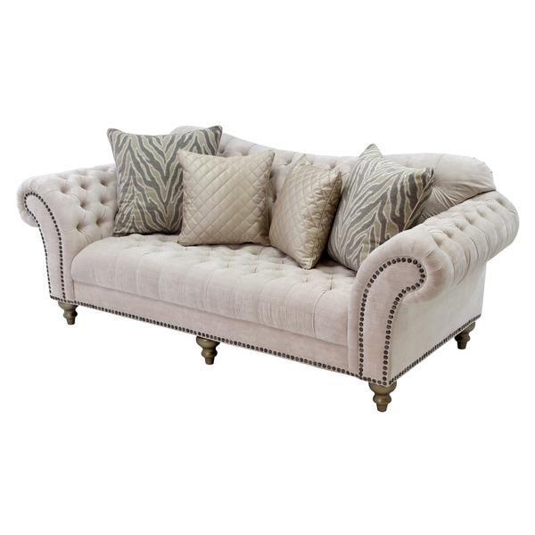 Laura Cream Sofa Furniture Shabby Chic Furniture Sofa Inspiration