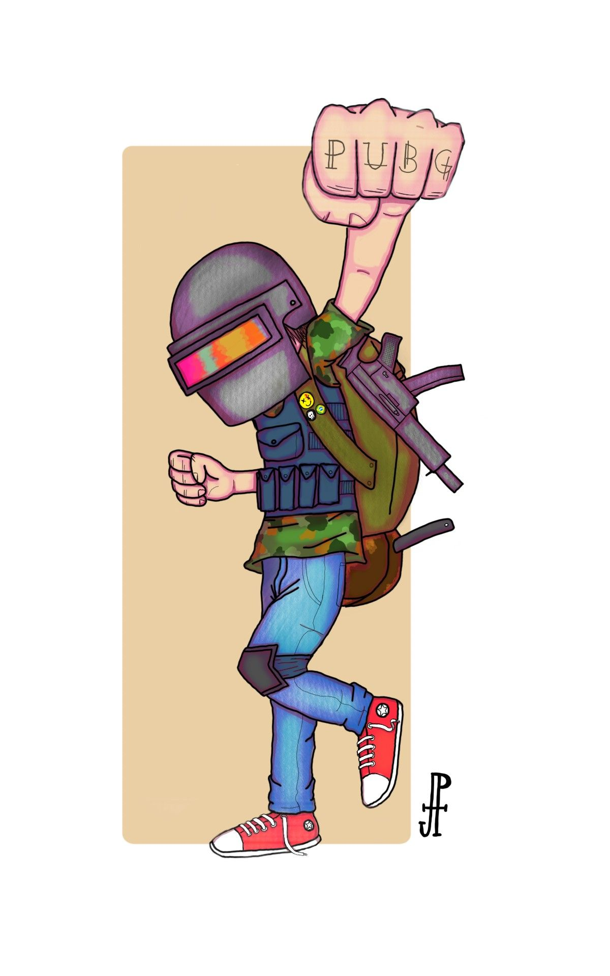 Fanart Do Jogo PUBG. #MoreArtLessCopy | Pubg | Pinterest | Fanart Gaming And Infinity War