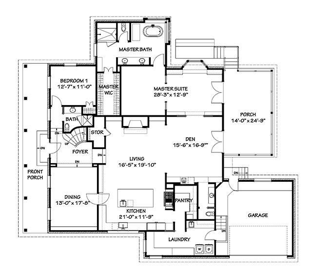 Open Floor Plan Kitchen And Living Room Colors