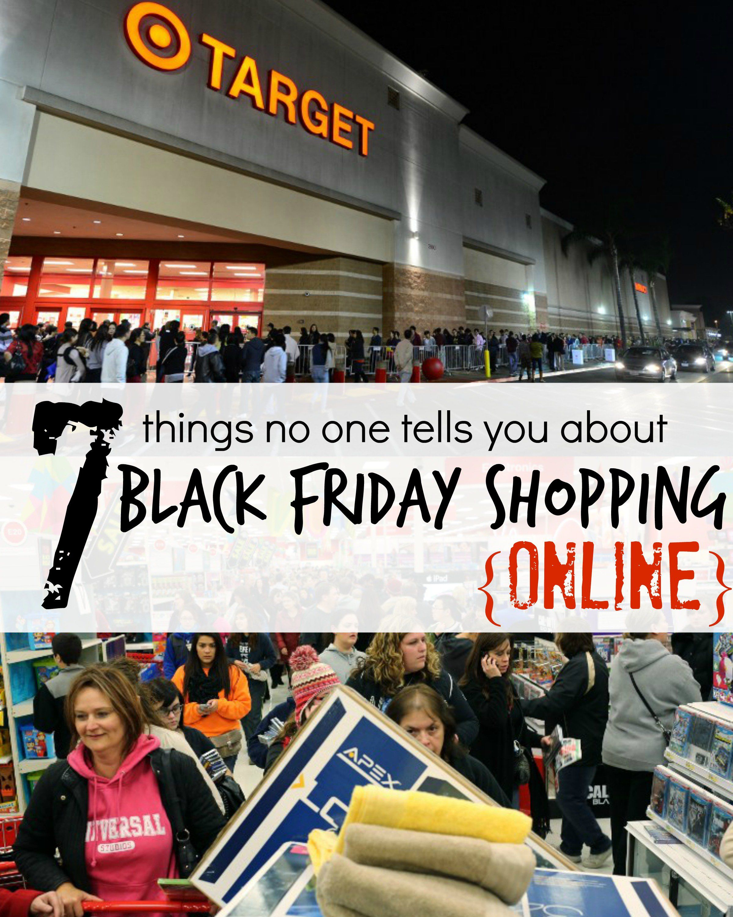 Black Friday Shopping Online! Here's Are The Tips And