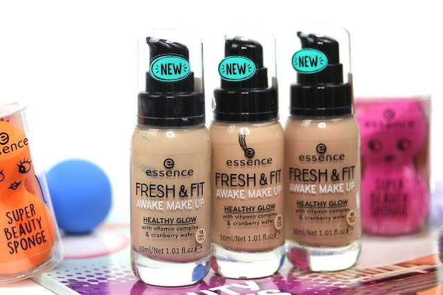 Essence Fresh Fit Awake Make Up Beauty Essence Makeup Essence