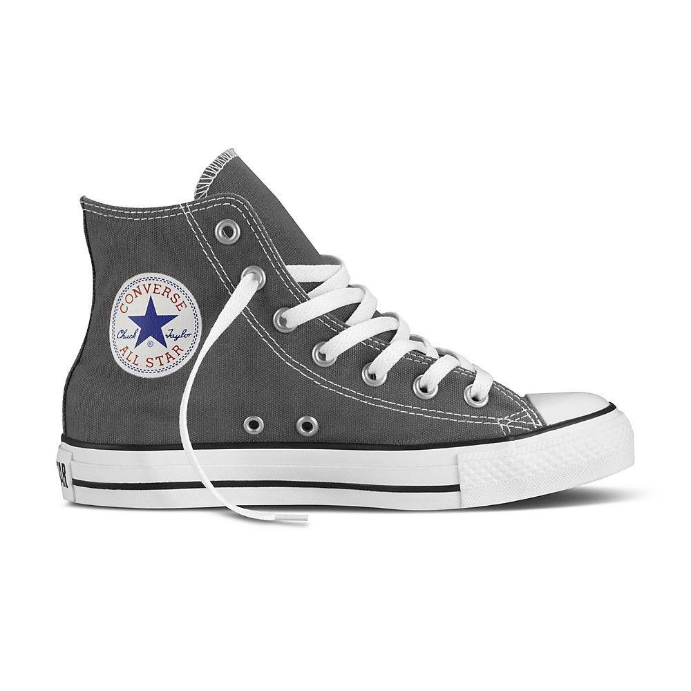 5b92f1b555cc Converse Chuck Taylor All Star Core Hi-Top Charcoal Men s Size 12 ...
