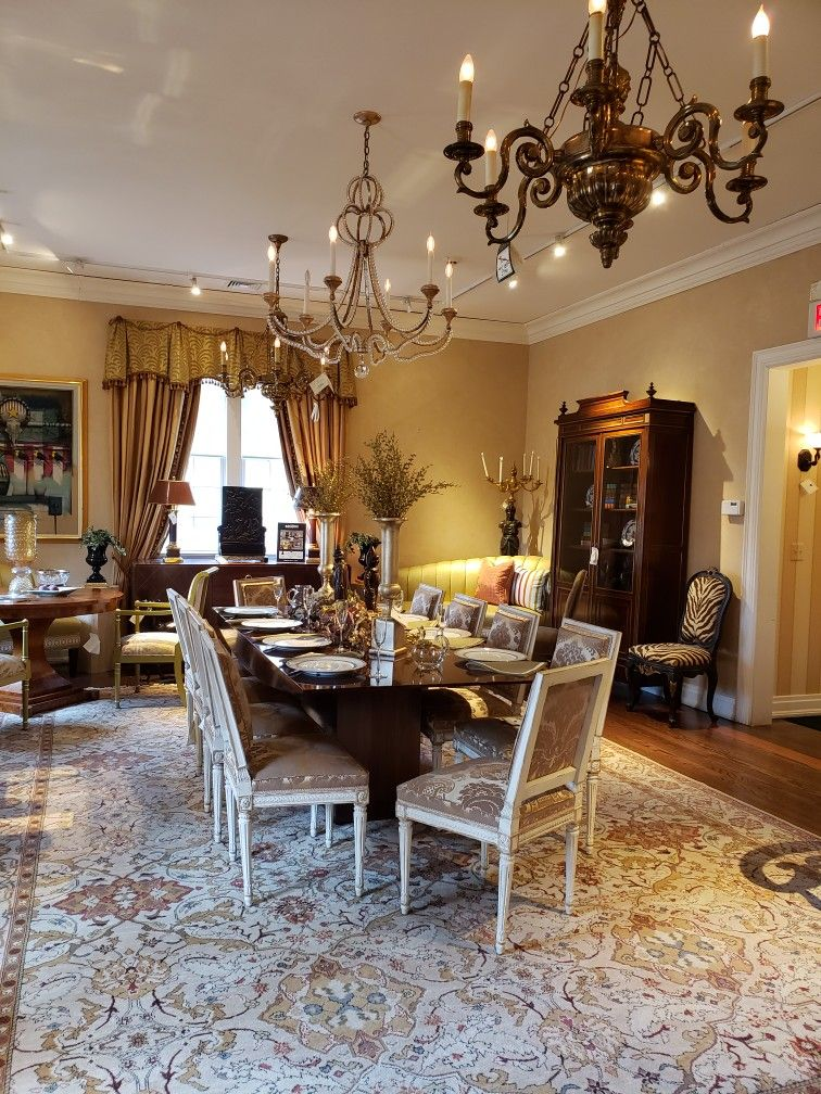 Pin by Greenbaum Interiors on Dining Rooms in 2020 Home