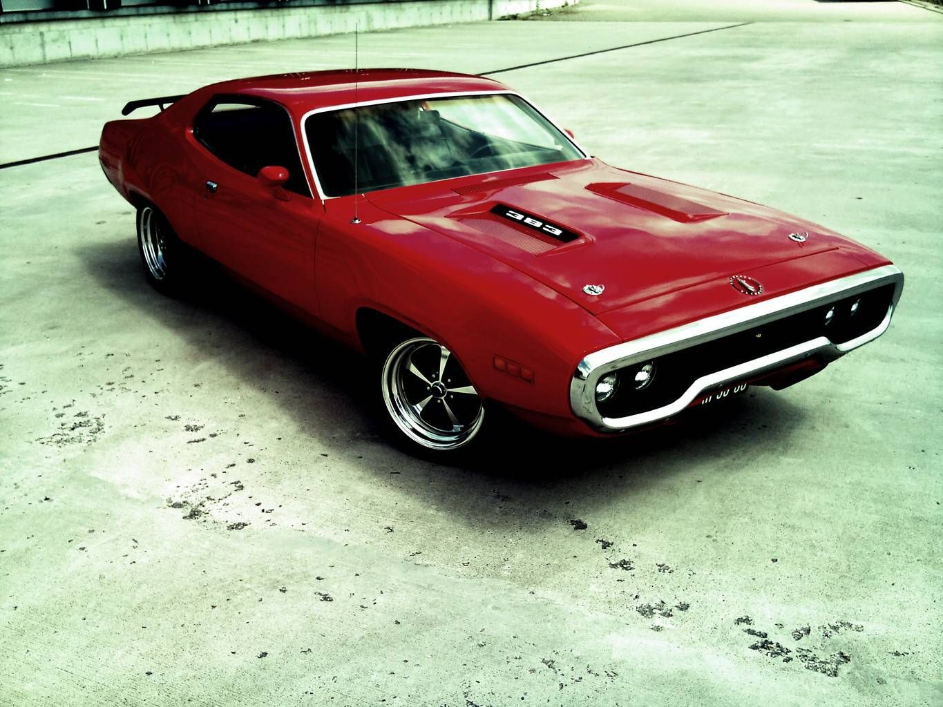 Plymouth GTX Roadrunner. Some people talk about buying a Ferrari ...