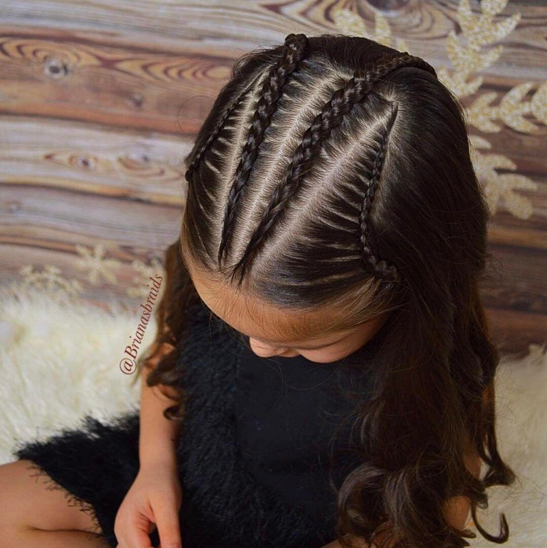 Más notable peinados trenzas niñas Fotos de cortes de pelo tendencias - Peinados De Trenzas Para Niñas Con El Pelo Suelto ...