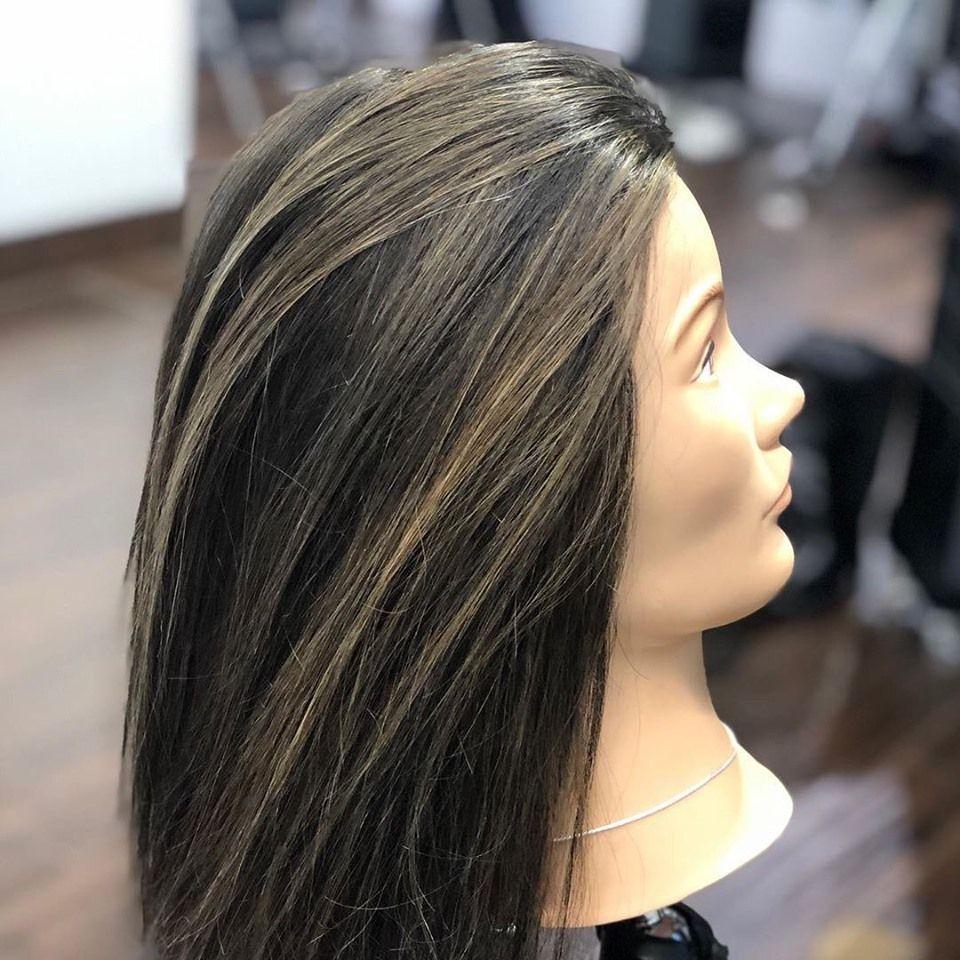 Transformation Tuesday Goldwell Pivotpoint Learnforward Samdoesmyhair Kao Salon Academy New York Hairstyle Transformation Tuesday Hair
