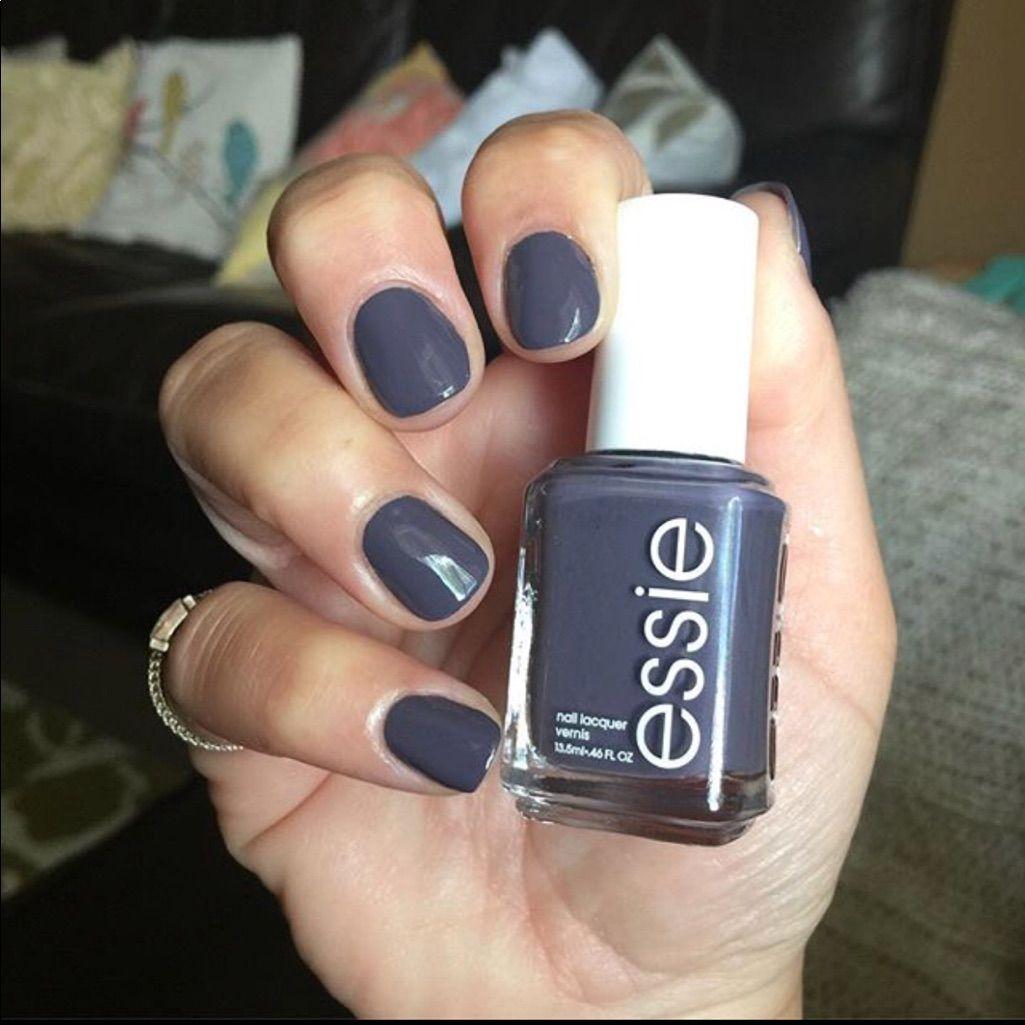 Essie Winning Streak Nail Polish Purple Grey New | Purple gray ...