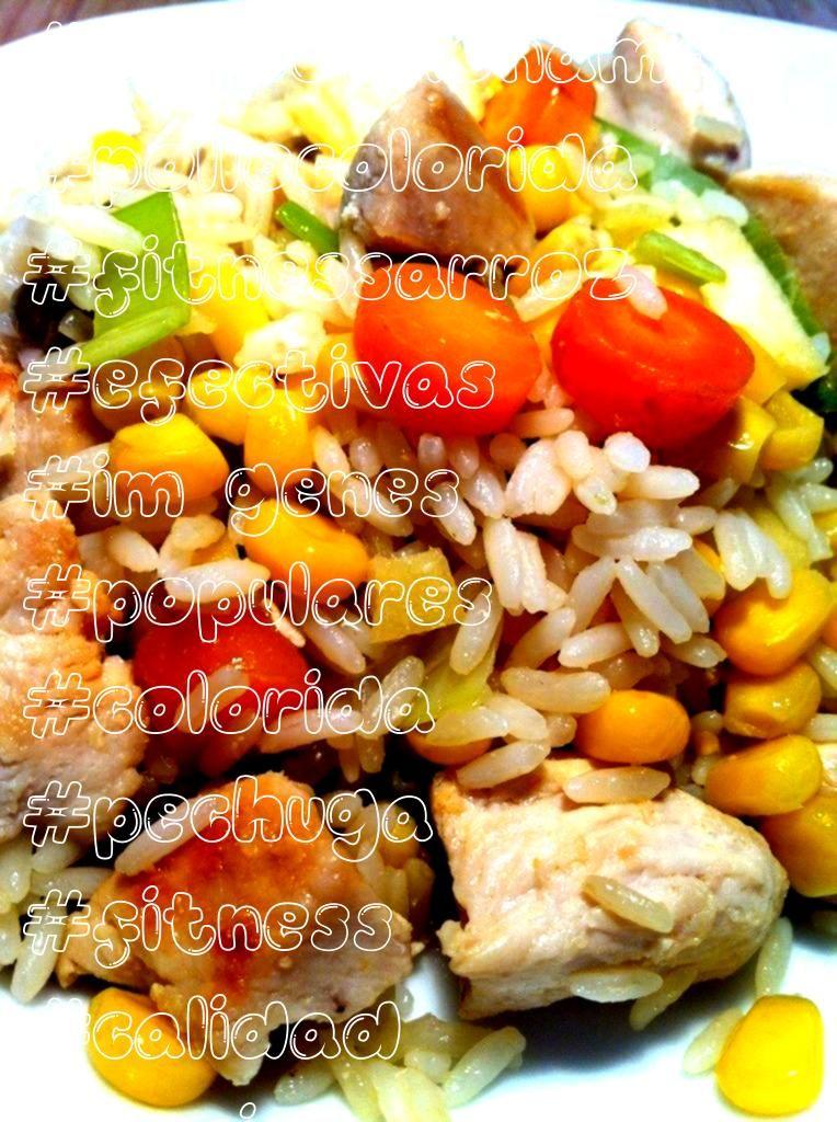 #proporcionamos #pollocolorida #fitnessarroz #efectivas #imágenes #populares #colorida #pechuga #fit...