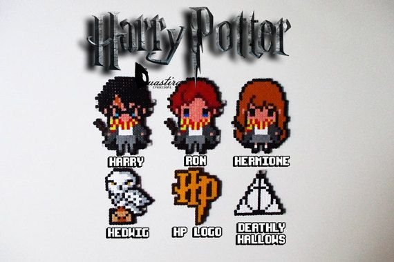 Harry Potter Ron Weasley Hermione Granger Hedwig Deathly