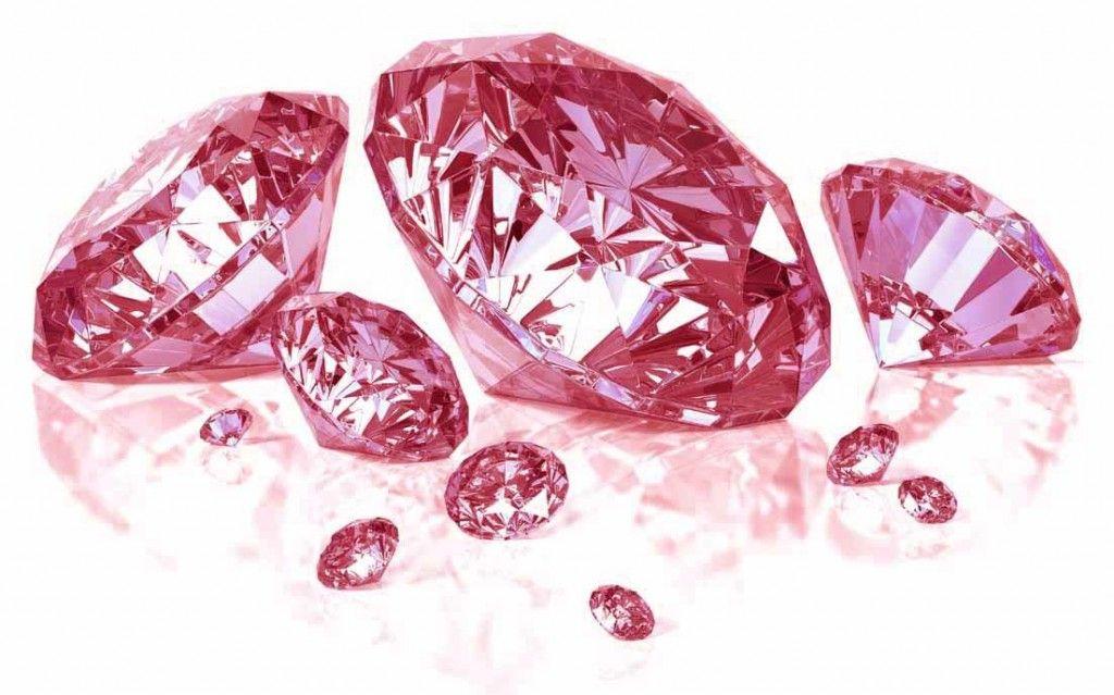 Il nuovo dresscode: diamanti rosa