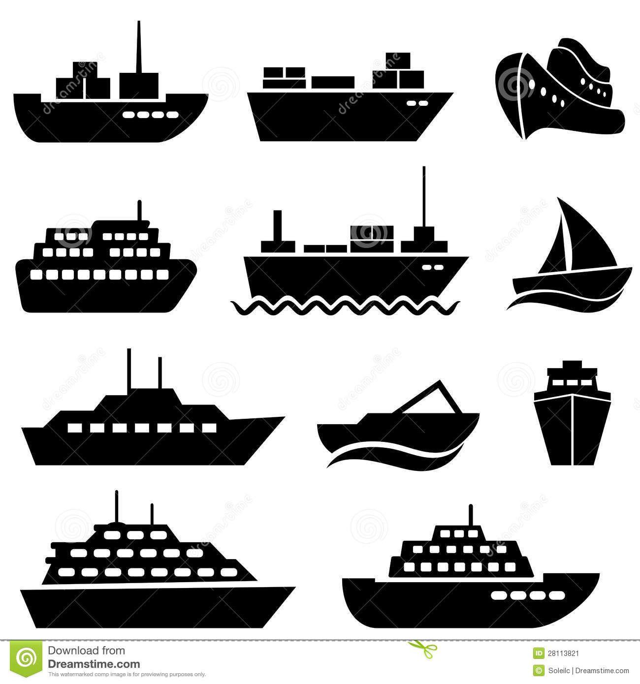 Park Art My WordPress Blog_Cruise Ship Clip Art Silhouette