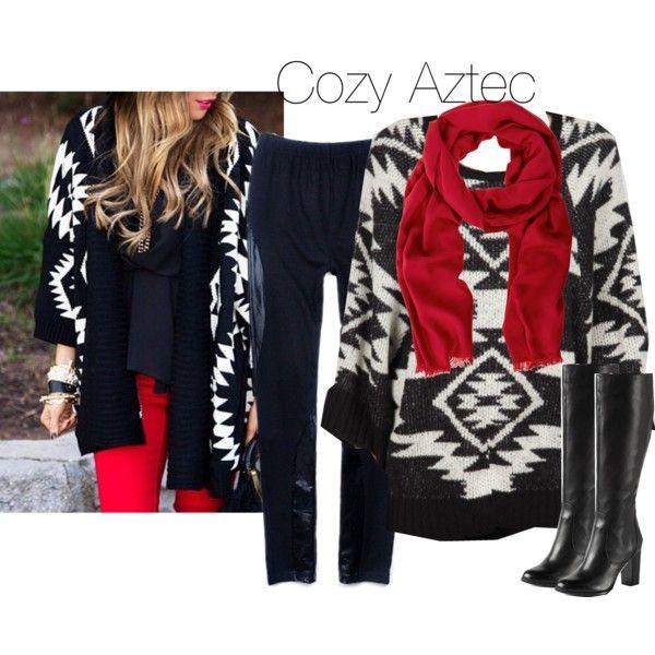 Cozy Aztec