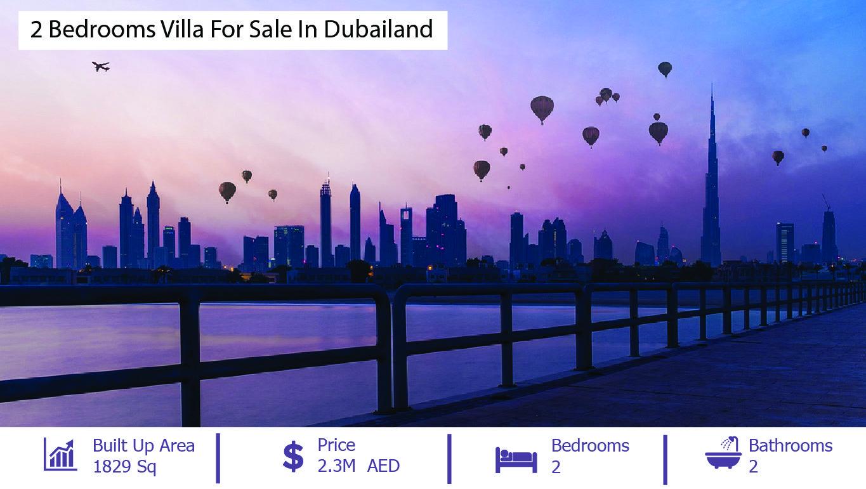 Type E1, 6 Bedroom Villa For Sale In Arabian Ranches
