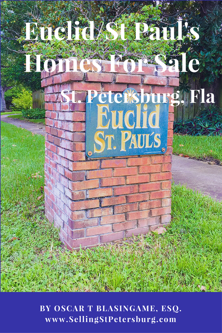 euclid st paul s homes for sale st petersburg florida realestate rh pinterest com
