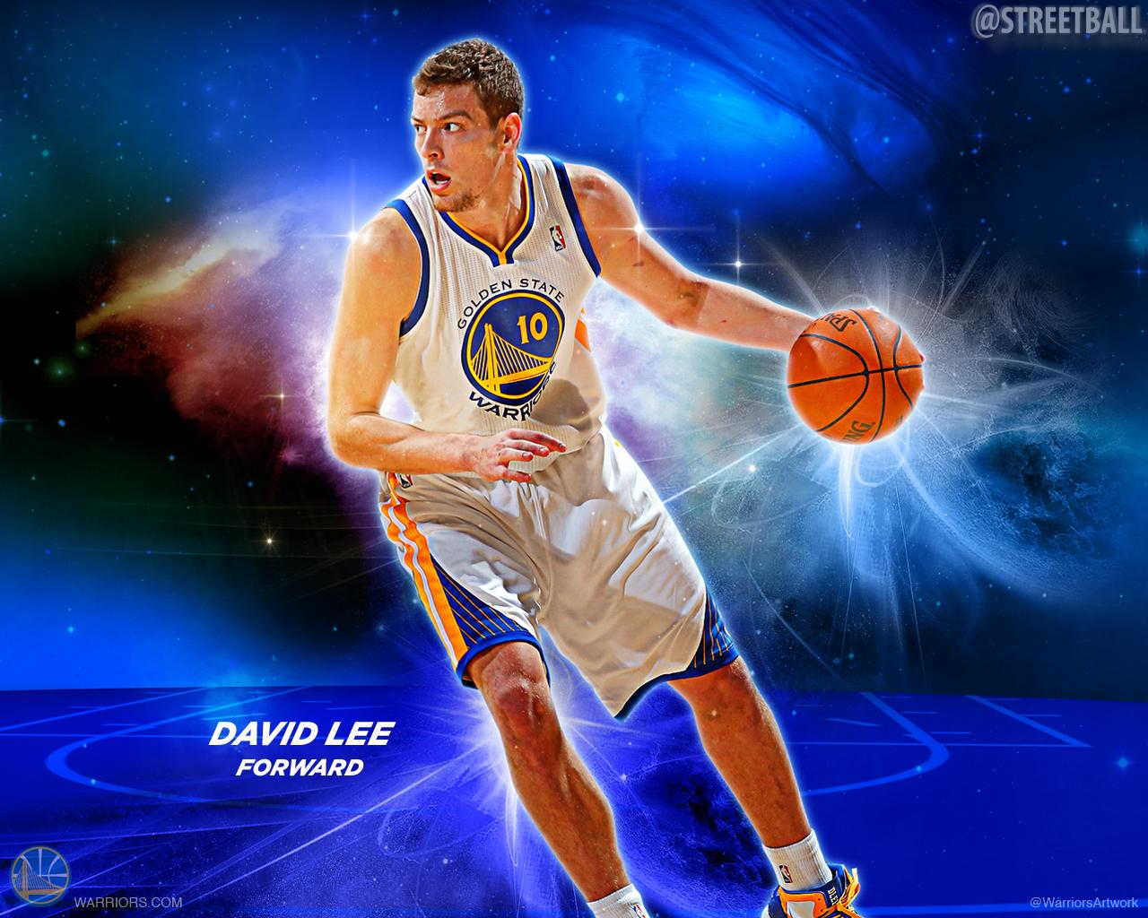 David Lee Golden State Warriors Wallpaper Streetball