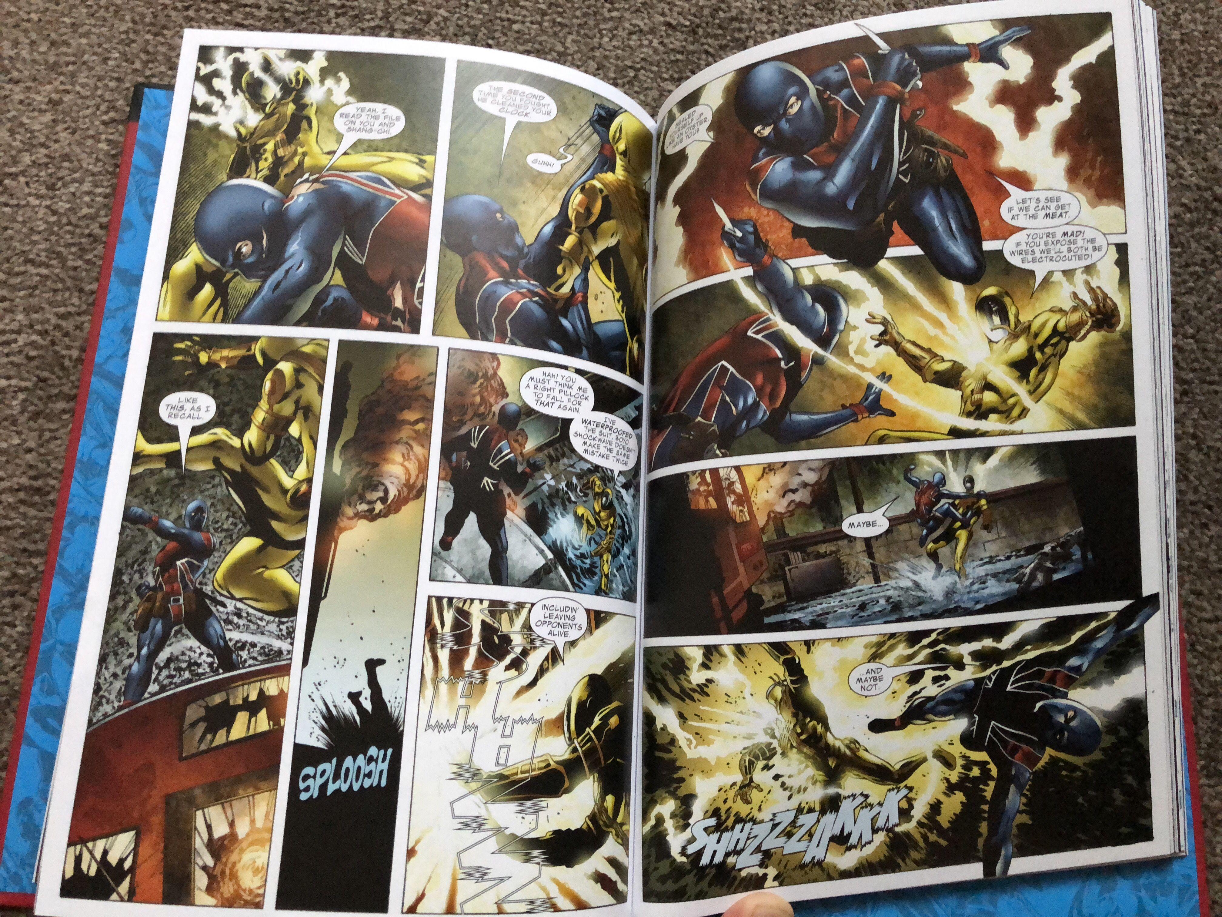 72 Union Jack Marvel S Mightiest Heroes Graphic Novel Hachette Partworks 2nd Series Graphic Novel Marvel Novels