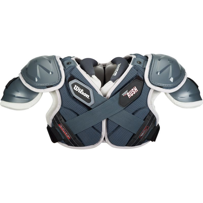 Wilson Youth TDY Rush Football Shoulder Pads