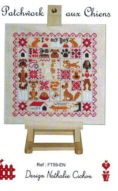 Dogs - Cross Stitch Patterns & Kits (Page 5) - 123Stitch com