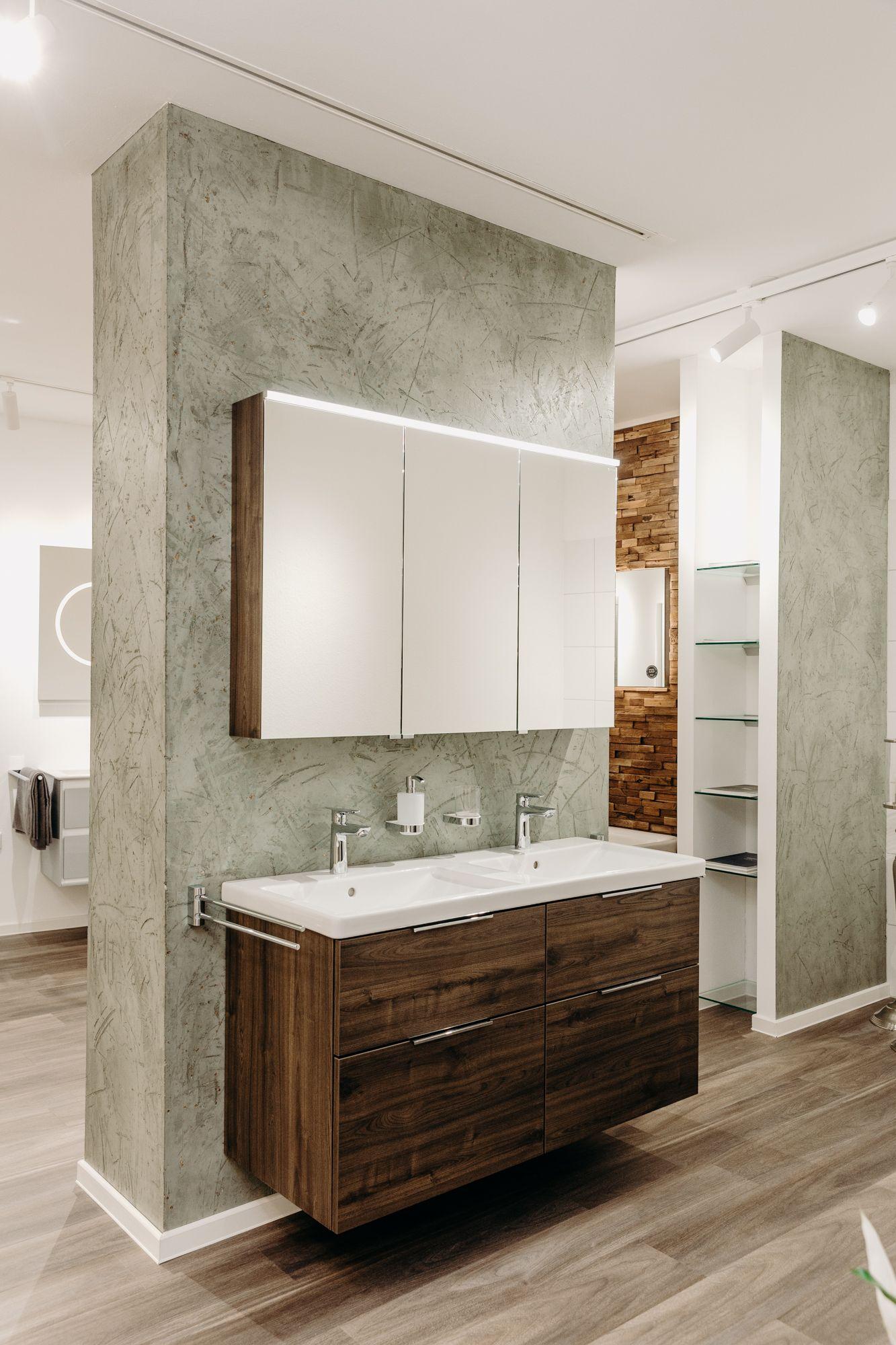 Spachteltechnik Im Badezimmer In 2020 Badezimmer Bad Badezimmerideen