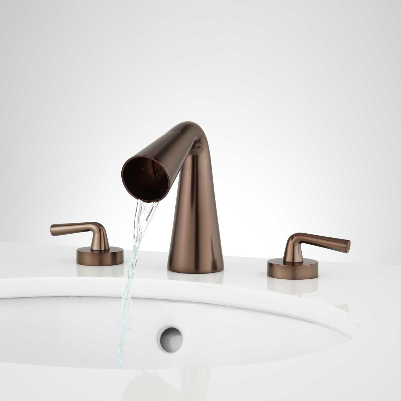 Brenneck Widespread Bathroom Faucet Signature Hardware Bathroom Faucets Widespread Bathroom Faucet Faucet