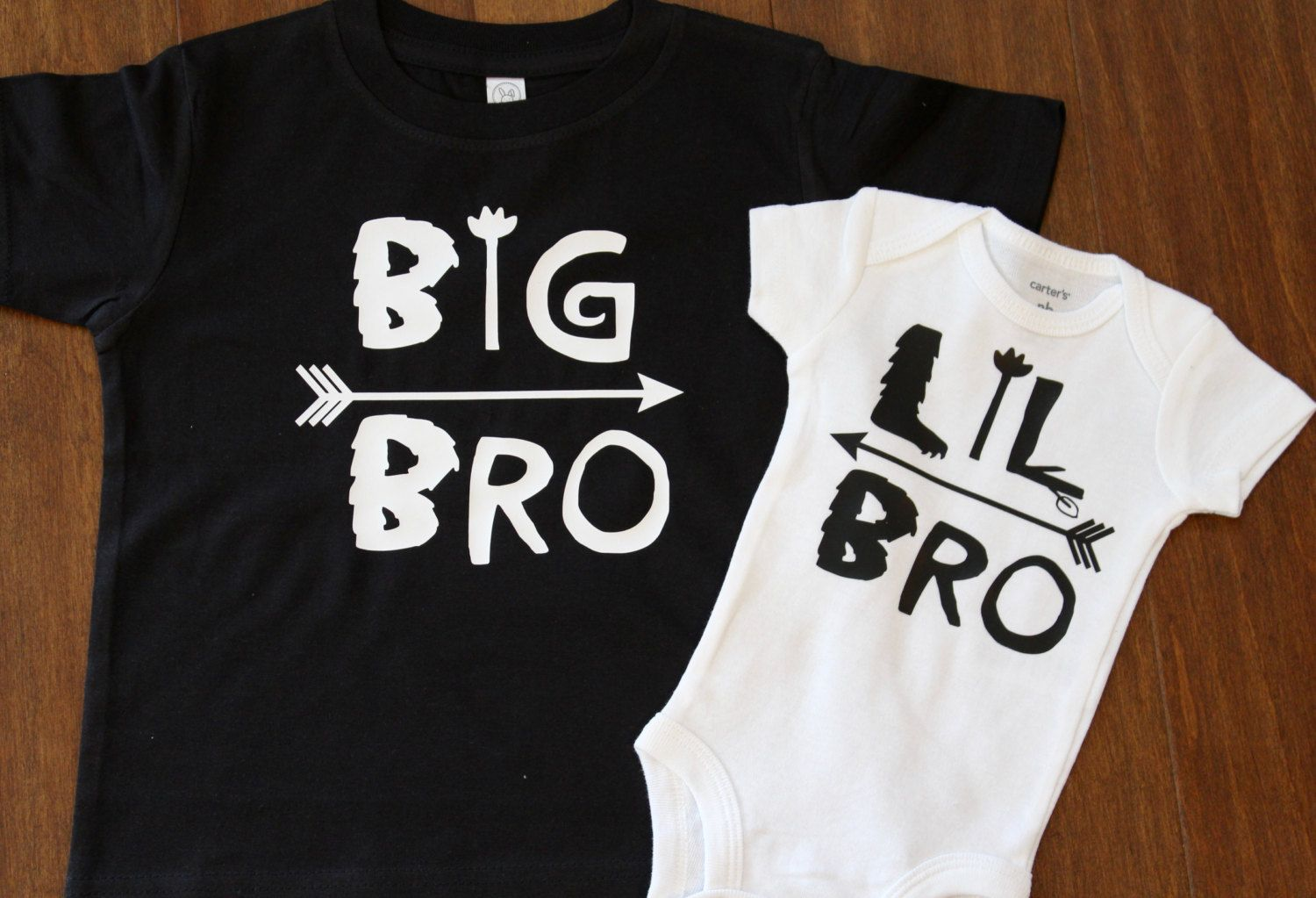 Set of 2 matching shirts Big brother little brothers shirts Custom sibling shirts trains Custom shirts Baby boy outfit Baby shower gift