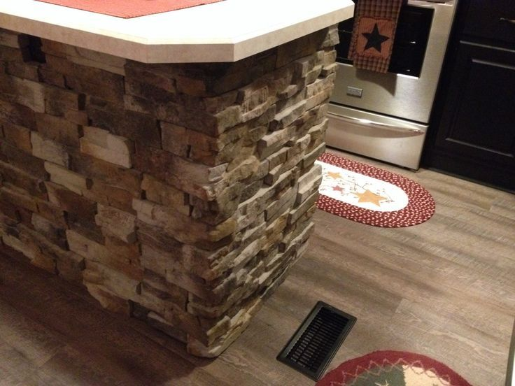 Stone Kitchen Island Images product reviews: stack-n-tack tm stone veneer siding | around the