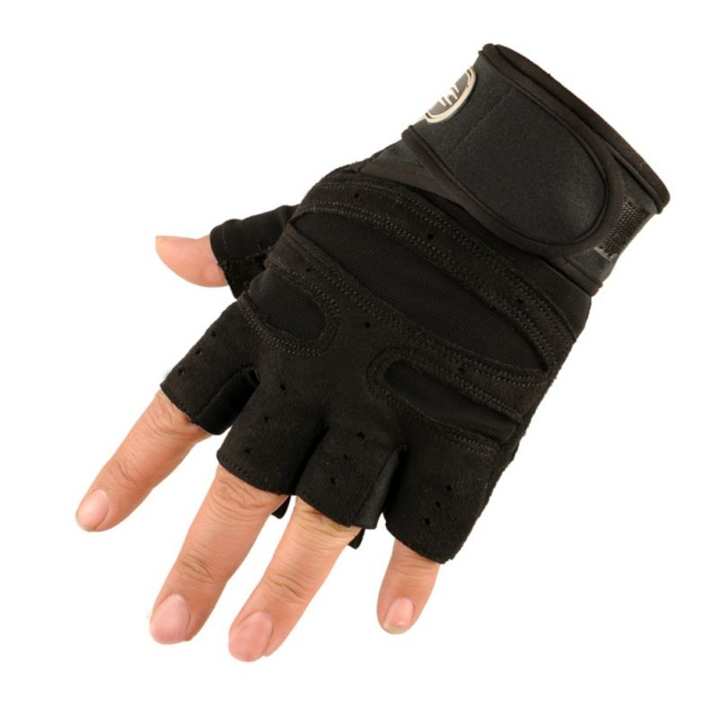 Workout Gloves for Outdoors Weight Lifting Body Building Exercise Training Gym